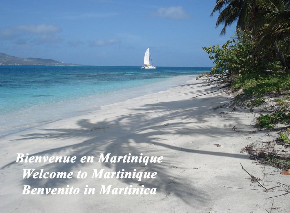 Benvenito en Martinica